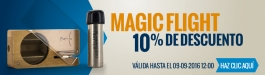 10% Descuento Magic Flight Launch Box